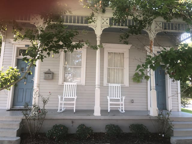 2 blocks from streetcar! Historic Mid-City Shotgun