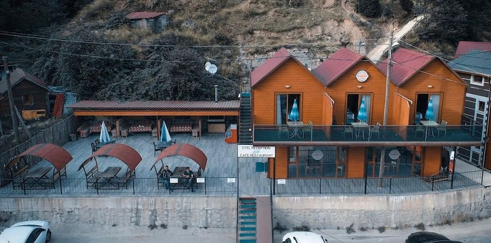 Ayder Doruk Otel