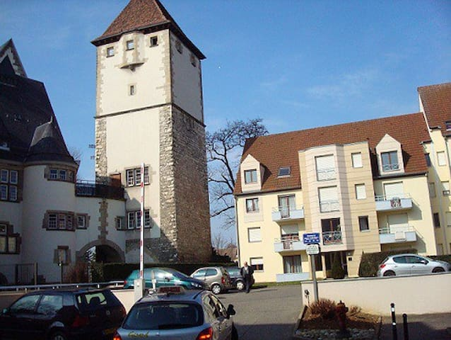 PETIT COCON - Mulhouse - Apto. en complejo residencial