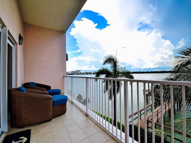 Brightwater Point Condo 106 Amazing Water View Condo