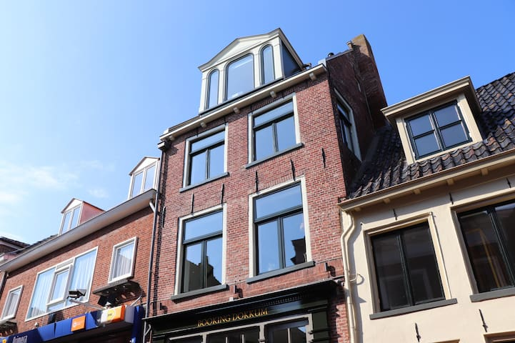 B&B bij de Waegh, centrum Dokkum