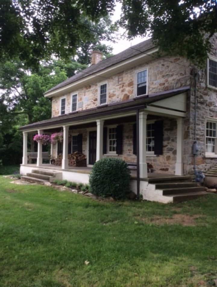 The Pennsylvania Farmhouse