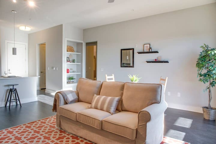 Stunning 1br in Uptown | Next to Panthers Stadium