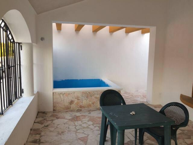 Casa en esquina - Yucatan Peninsula