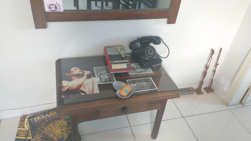 quarto individual cama casal e tv - Belo Horizonte - Casa