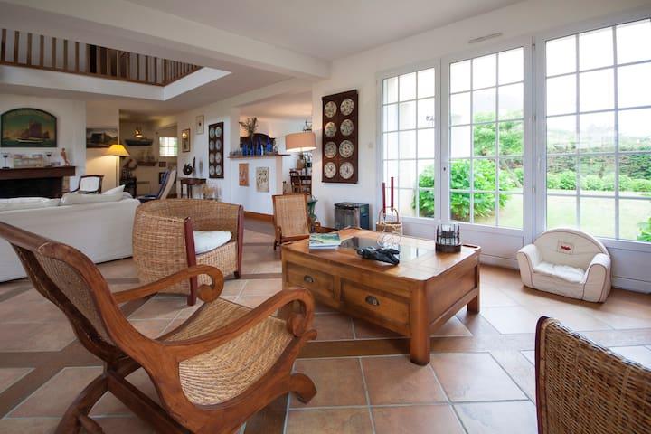 Wonderful sea view villa. Brittany - Le Conquet - Casa