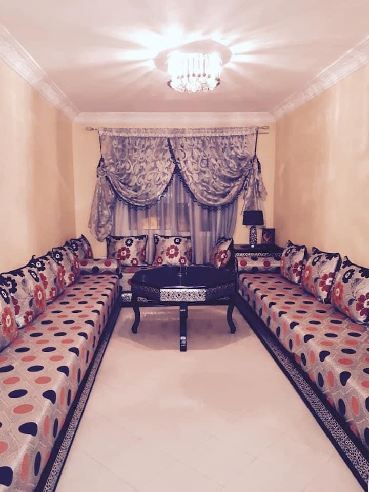 Appartement spacieux confort et lumineux