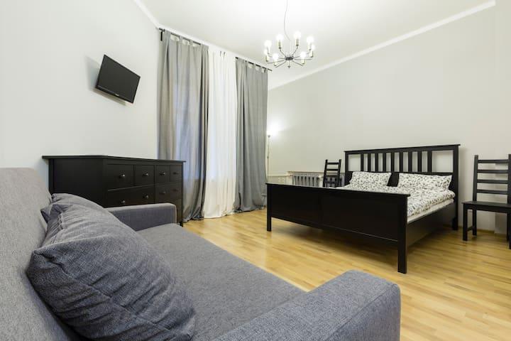 Cozy apartment  at the Fontanka river