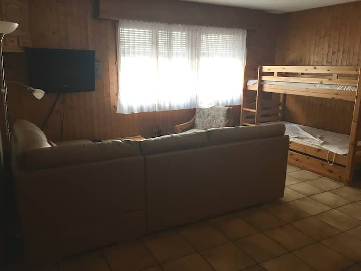 Appartement Le Grand Muveran situé à Ovronnaz
