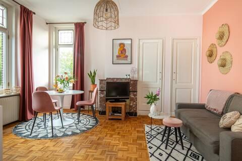 Appartement BOHO, in oud herenhuis