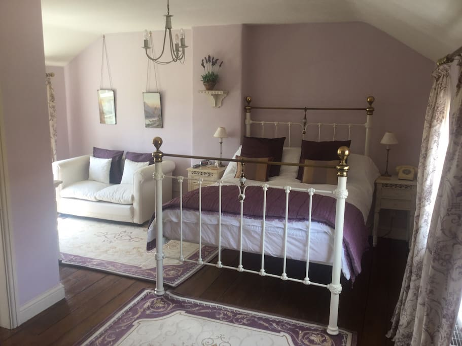 Lavender Room with Ensuite