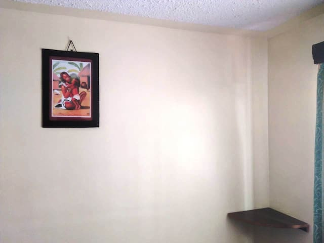 African wall art to enhance your  relaxation