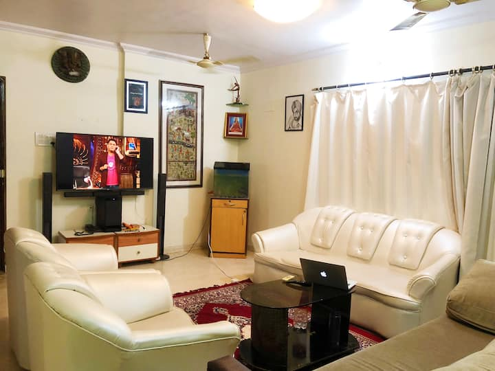 Private Bedroom in Andheri West