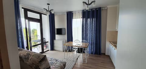Cosy apartment Raduga, Issyk-Kul