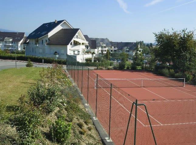 Tennis all year round