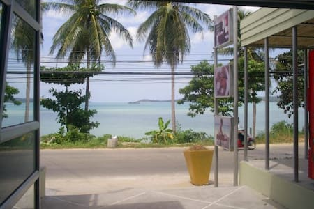 one bedroom beach front apartment - Ko Samui