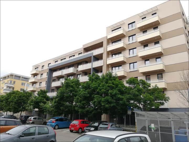 complete 3 bedroom flat apartment with living room