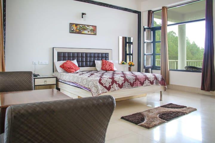 2 Bedroom Valley facing In A Charming Villa