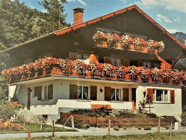 Auszeit im idyllischen Bregenzerwald
