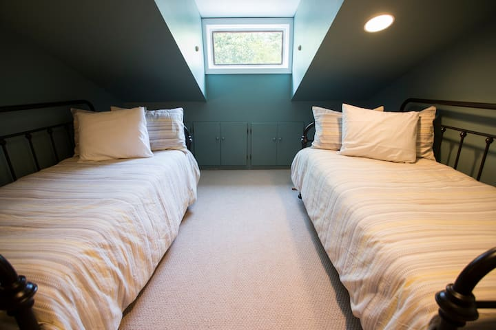 Plenty of comfortable beds for your large group getaways