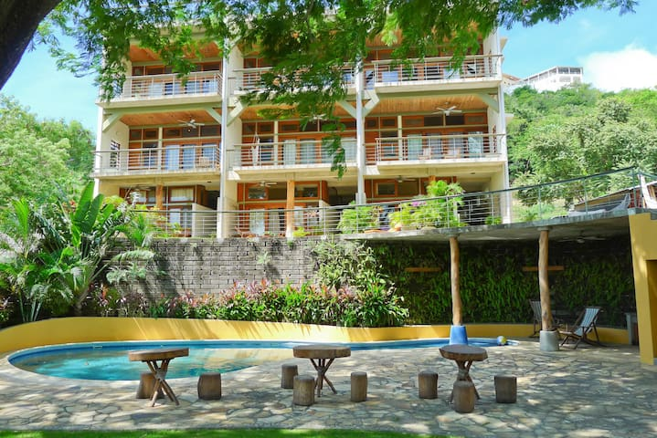 Modern Luxury Studio Steps to Beach - San Juan del Sur - Apartment