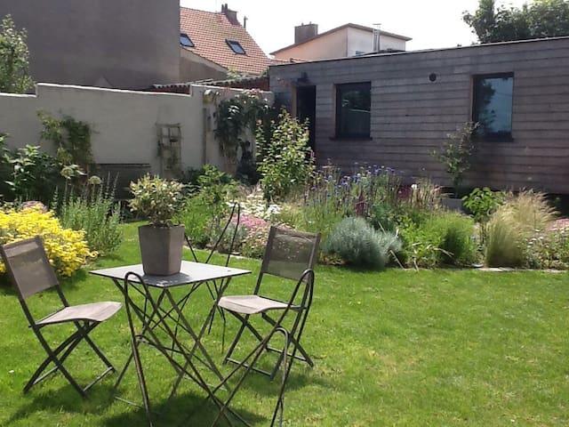 petite maison Mer Nature - Wissant - Casa