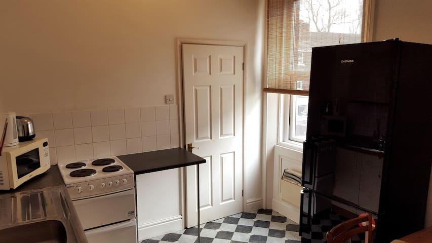 1 Bedroom Flat, Free Parking, Free Wifi