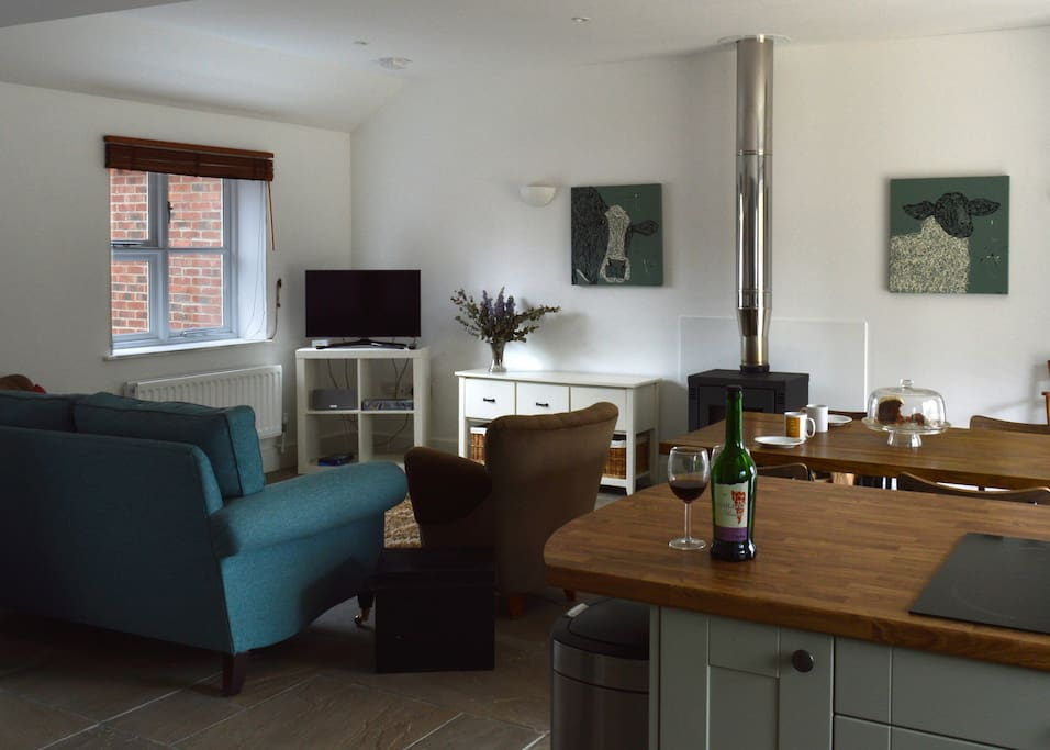 Hartwell lodge luxury self catering annex bungalow in - Posto letto londra ...