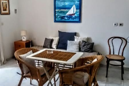 Studio in Poros (seaview)