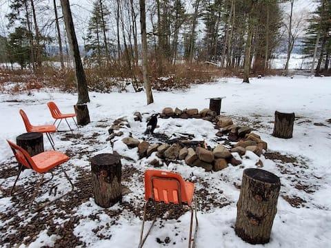 Winter Escape in Loganton, PA