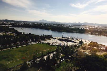 #Awesome Studio일산/ilsan /호수공원 앞 APT - Ilsandong-gu, Goyang-si - Διαμέρισμα