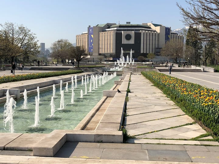 Luxury in the heart of Sofia