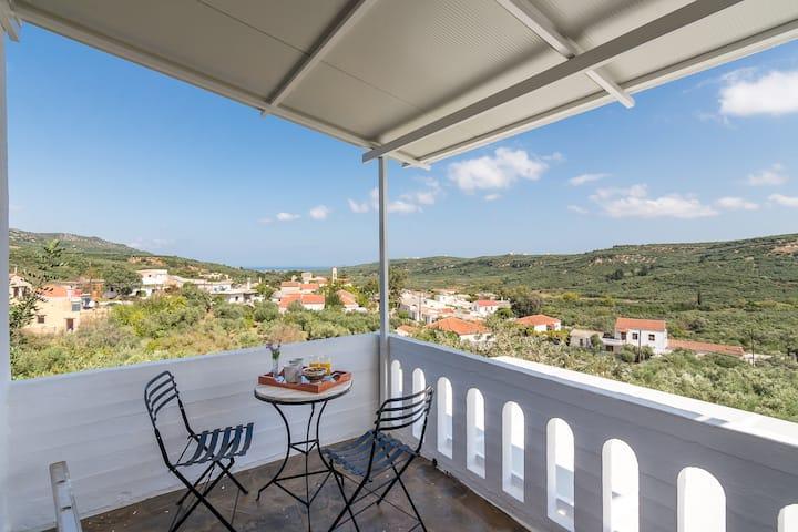 Lilly   Traditional  Cretan Villa