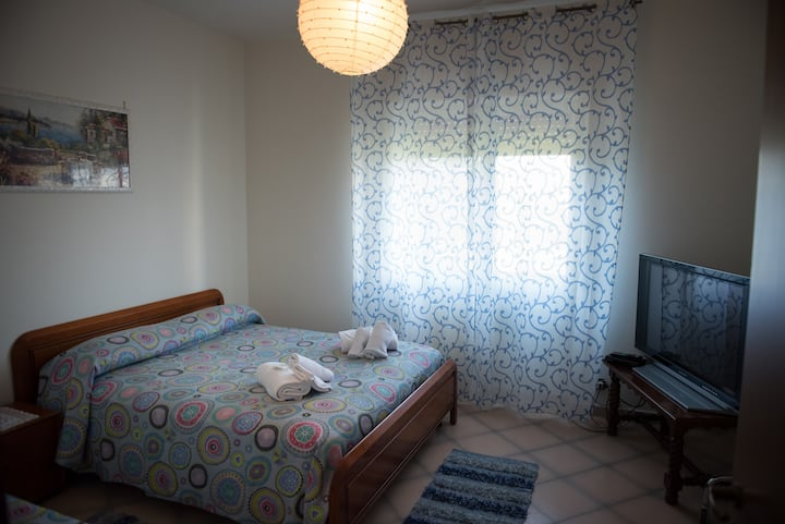 Lovely Room in Pompei