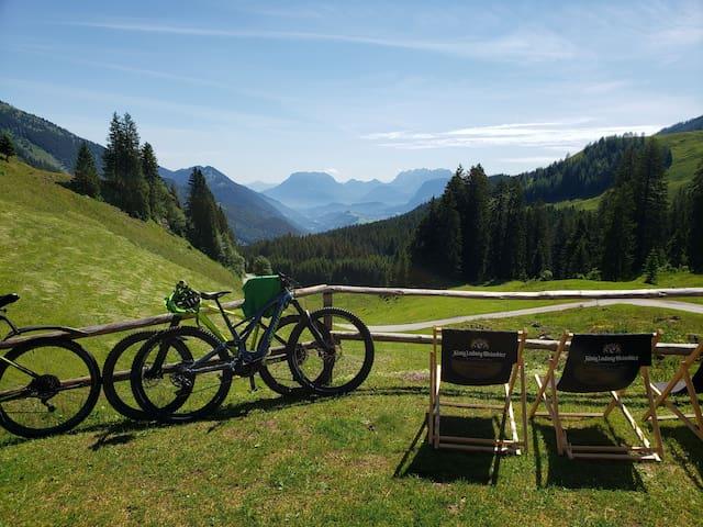Ruhig und sonnig am Tegernsee