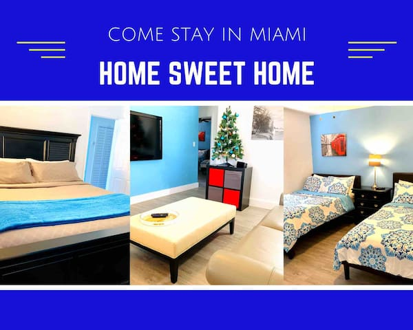 ⭐️HOME SWEET HOME⭐️Sleeps 8 Near Malls & Airport
