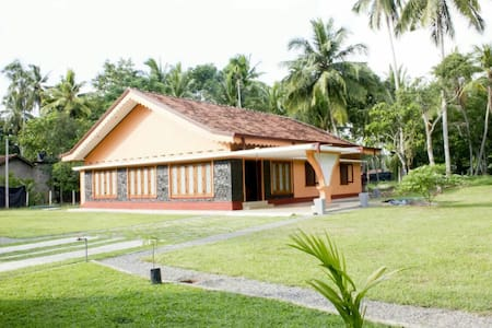 Real escape to beautiful village - North Western Province, LK - Ev
