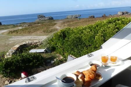 Gite du Goudoul-Lesconil : la mer à 180°