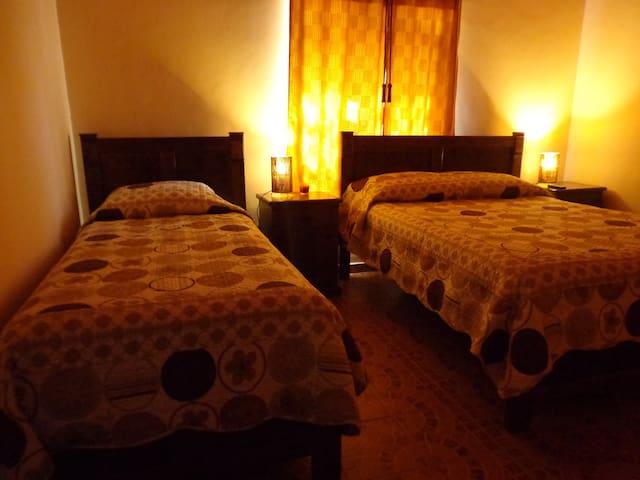 Habitaciones Casa Meddano - San Pedro de Atacama - Inny