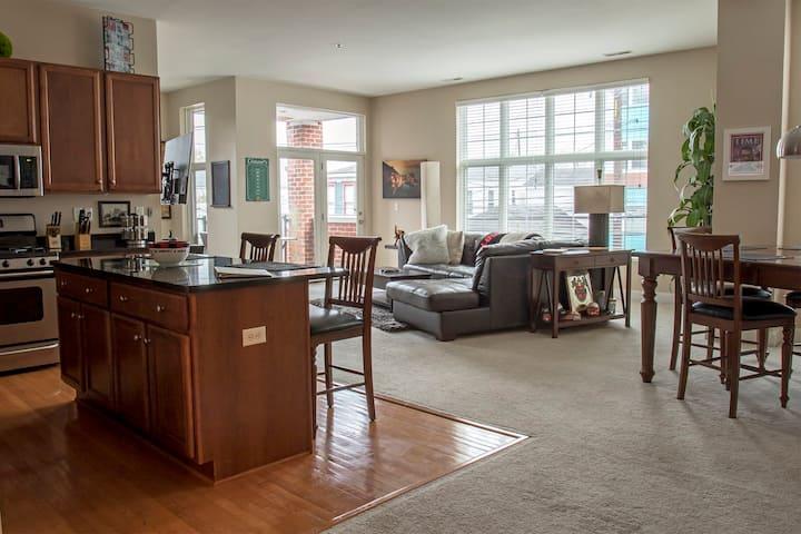 Modern Frankfort Ave Condominium