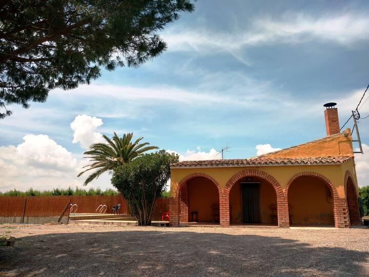 Casa rural. Piscina privada . España Más del Petit
