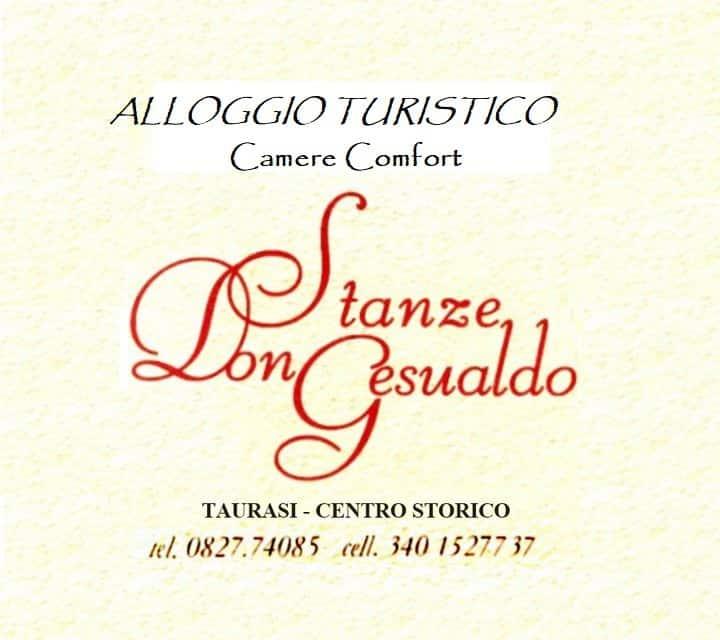 Stanze Don Gesualdo-Camera doppia con due singoli