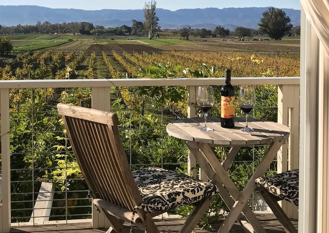 Los Olivos Wine Country Getaway