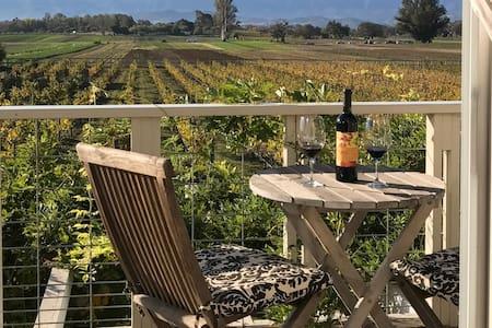 Los Olivos Wine Country Getaway
