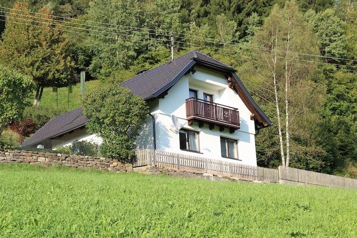 Ferienhaus (bis 10 Personen) in Bad Kleinkirchheim