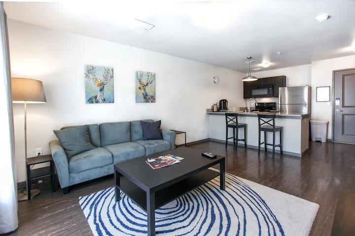 Kasa | Minneapolis | Campus Vibrant 1BD/1BA U of M Apartment