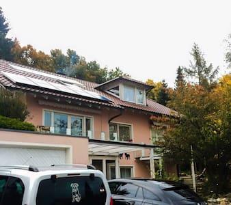 Casa del Nucki im Naturpark Obere Donau - Irndorf