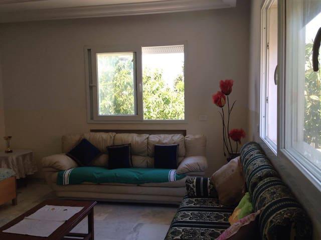 appartement haut standing manar 1