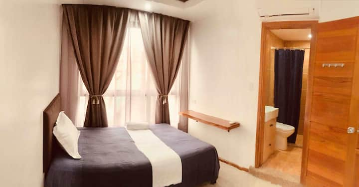 MEDUSA HOTEL single bed/RM.306/sea view