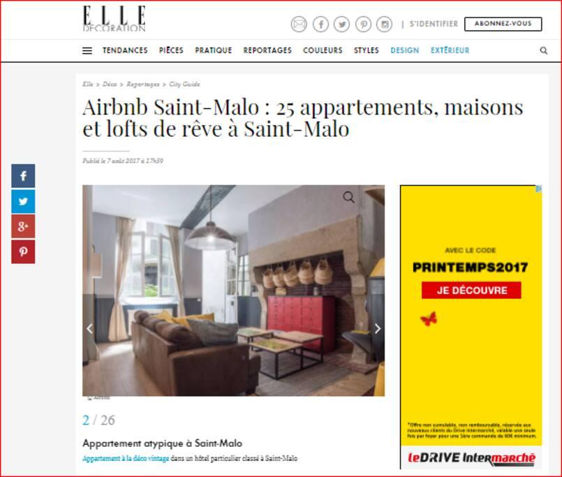 dock 1670 appartements louer saint malo. Black Bedroom Furniture Sets. Home Design Ideas